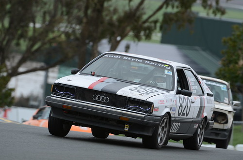 Audi Style Racing at 24 Hours of LeMons Sears Pointless 2011 | by audistyleracing