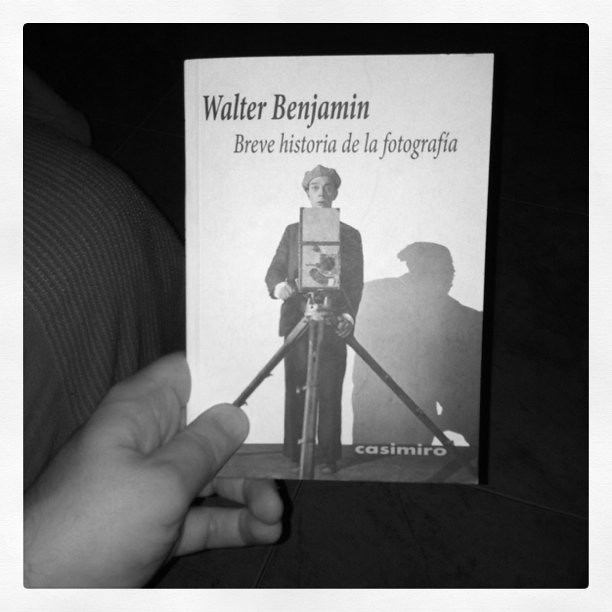 Walter Benjamin Breve Historia De La Fotografia Francisco Vargas