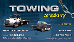Tow truck business card flickr colourmoves