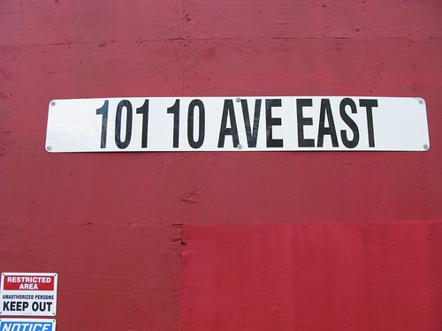 Binary for 22 Ave East | by Rob Ketcherside