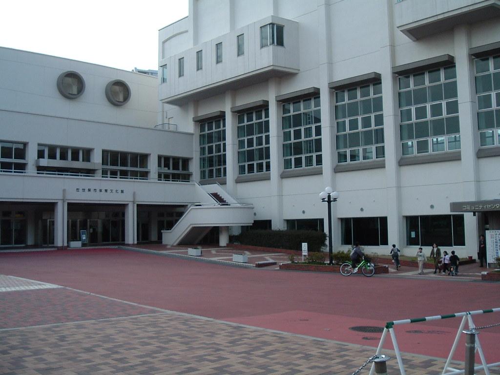 japanese school Japanese School Yard | by platinosolido Japanese School Yard | by  platinosolido