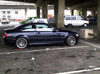 02 BMW M3 (M) 120000km TEIN LOWERING KIT, BBS, IMS R195000 | by Cowgirlonline