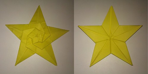 starfish by john montroll from quotanimal origami for the