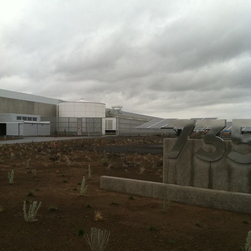 Facebook's new datacenter. Huge! | by Robert Scoble