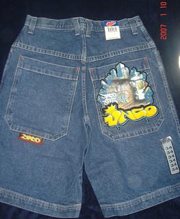 Jester-shorts_new_back_full | JNCO Jeans u0026quot;Jesteru0026quot; jean shortu2026 | Flickr