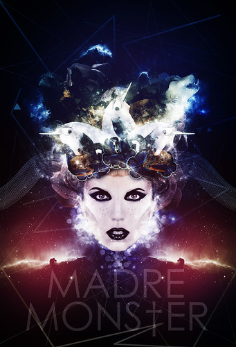 Lady Gaga Madre Monster | by Will Evan