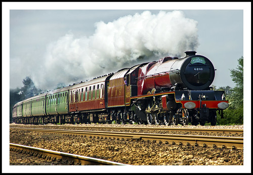 "Princess Elizabeth ""The Cathedrals Express"" 