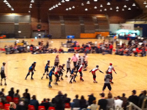 roller derby | by happy via