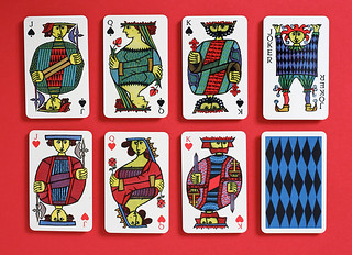 Playing Cards by Stig Lindberg | by Javier Garcia Design
