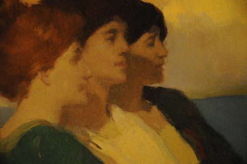 Song of the Sea (The Three Graces) Arthur Frank Mathews | by ARTExplorer