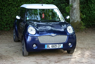 Chatenet micro-car | by *baxter*