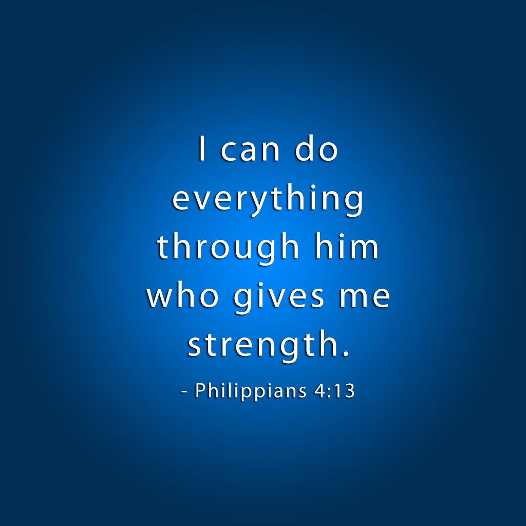 Philippians 413 Ipad Christian Wallpaper Philippians 4 Flickr