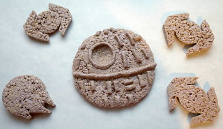 Star Wars Rice Krispie Treats | by booturtle