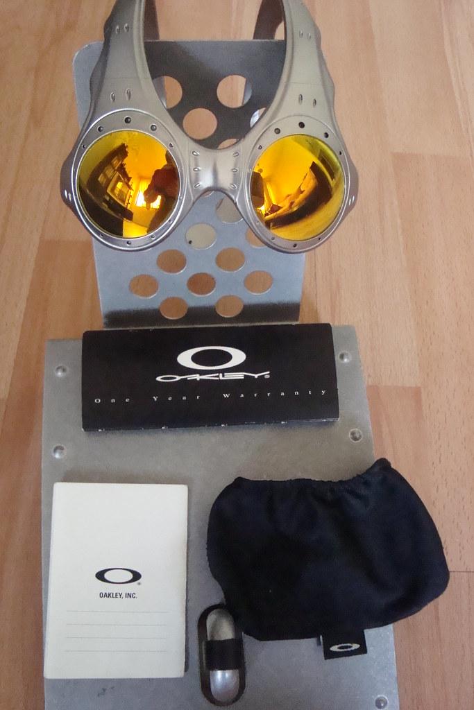 0db05bceba6 ... Oakley OVer The Top FMJ Fire Iridium
