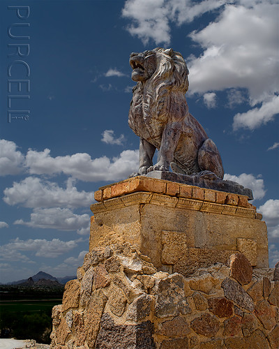 San Xavier Lion | by Jim Purcell