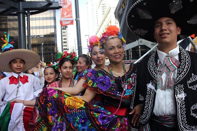 Latin American Festival 2011, Granville St.