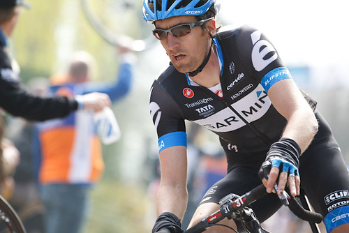 Daniel Lloyd - Tour of Flanders, feature | by Team Garmin-Sharp