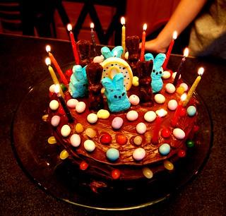Sr Birthday Cake Caerphilly