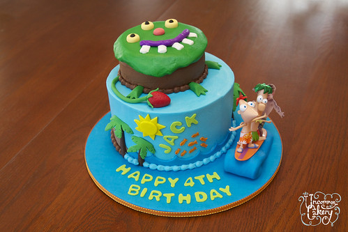 Wiggles Birthday Cake Ideas