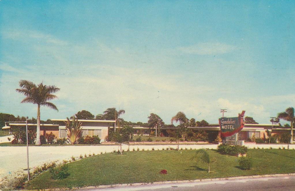 Gondolier Motel - Venice, Florida