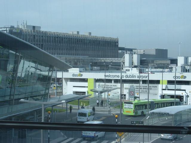 Aeropuerto de Dublin