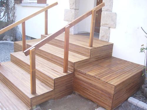 escalier en bambou carquefou bois escalier en. Black Bedroom Furniture Sets. Home Design Ideas