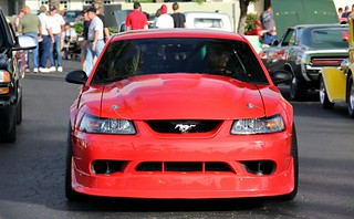 Ford SVT Mustang Cobra R | by Monkey Wrench Media
