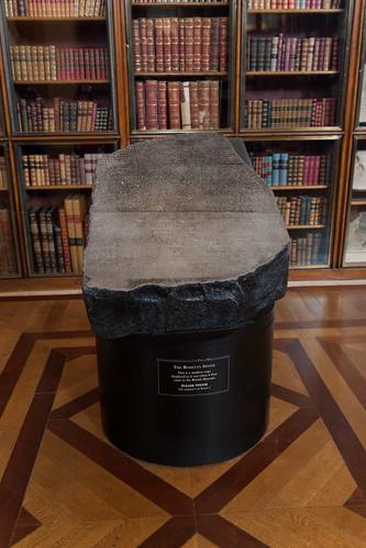 The Rosetta Stone (copy), British Museum, London - 15 | Flickr