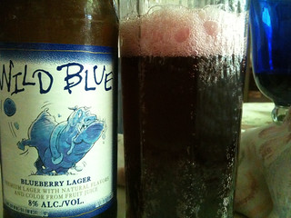 Wild Blue, Blueberry Lager - h | by SouthernBreeze