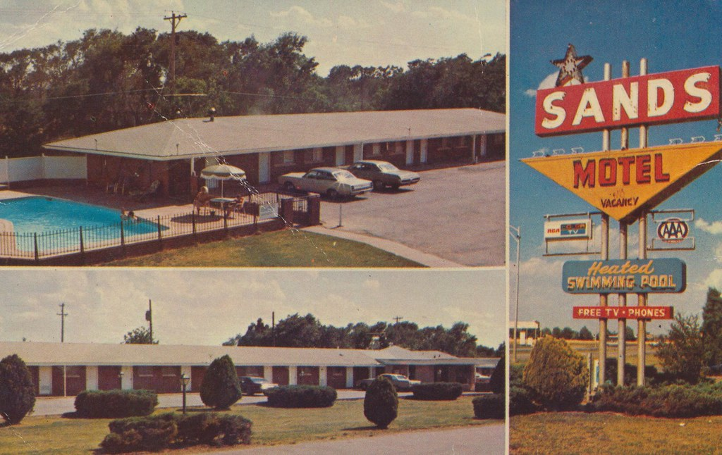 Sands Motel - Wichita, Kansas