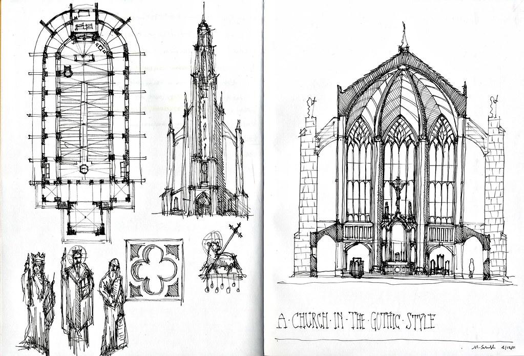 Neo Gothic Explorations