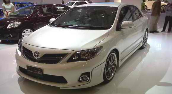 ... 2010 Toyota Grand New Corolla Altis 2011 Review