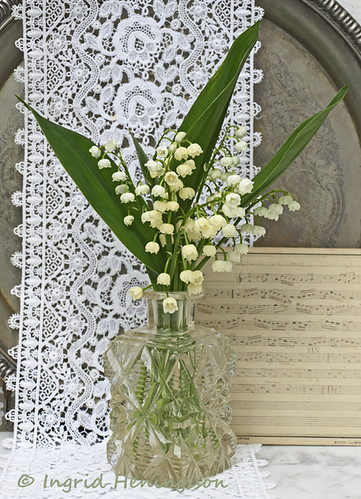 Lily-of-the-Valley, Lace and Music | by Of Spring and Summer