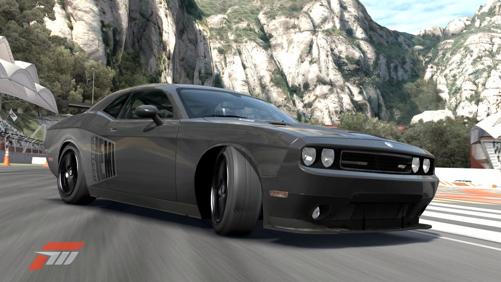 Forza42 | Fast 5 Dodge Challenger by Jfiler | Elcoate Photography ...