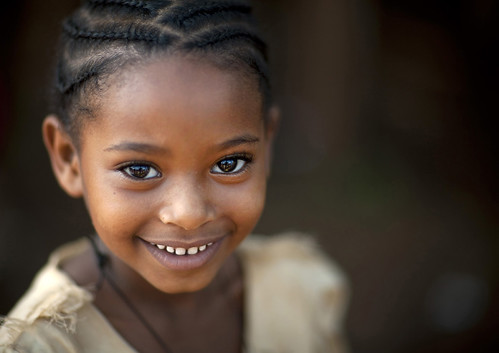 Miss Yemata, Tipi village  Ethiopia | by Eric Lafforgue