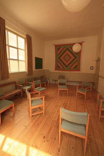 Quakers Meeting Room Liverpool