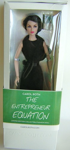 CAROL ROTH THE ENTREPRENEUR EQUATION | by Rod_Dolls