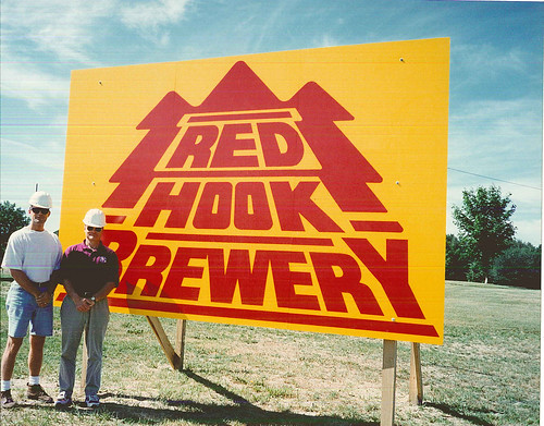 Brewery Site Sign | by Redhook Brewing