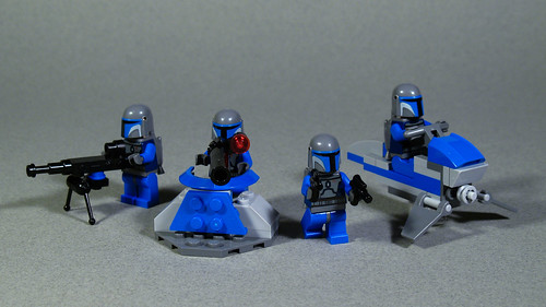 7914 - Mandalorian Battle Pack | by fbtb