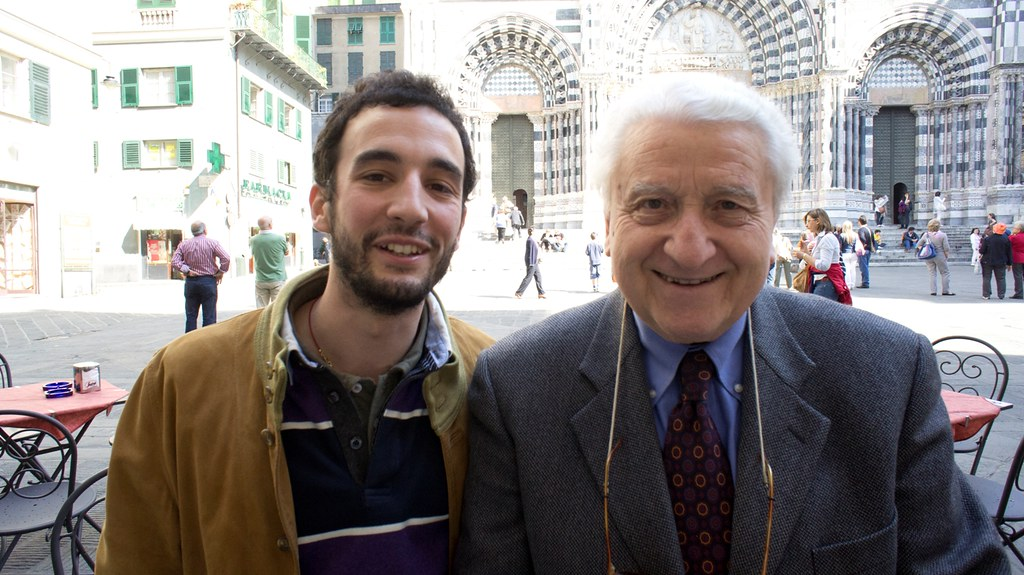Cabrino Intervista A Camillo Milli Attore Di Habemus Papam
