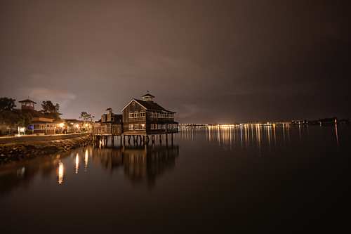 San Diego Pier Cafe on the bay of San Diego | by Gr8tFate - Andrew Perreault