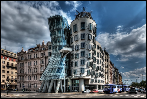 Dancing House, Prague | by szeke
