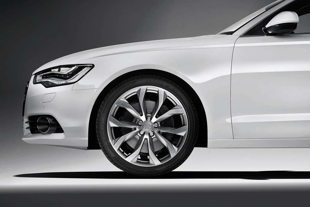 2012 Audi A6 Avant On Pirelli P Zero 20 Inch Tires Zr Ra Flickr