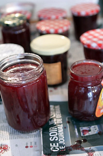 red currant jam recipe | by David Lebovitz