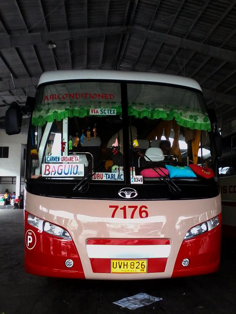 ... DAGUPAN BUS 7176 - BAGUIO LINE | by MrRoadTrip_818