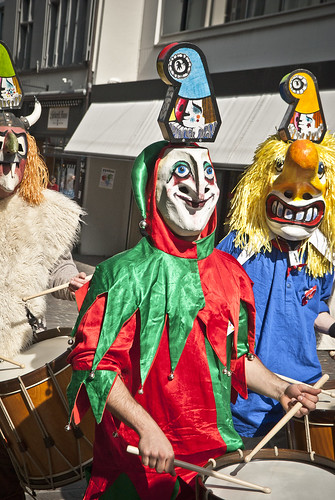 Basler Fasnacht 2011 Basel's Carnaval, March 14,2011. | by Izakigur