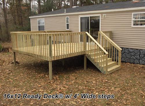 16x12 Ready Deck