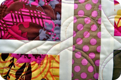 Rectangle Swoonerie - Quilting Close-up | by j_q_adams