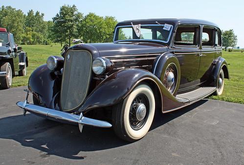 1935 Lincoln 301 Model K 7-Passenger Limousine (2 of 12 ...