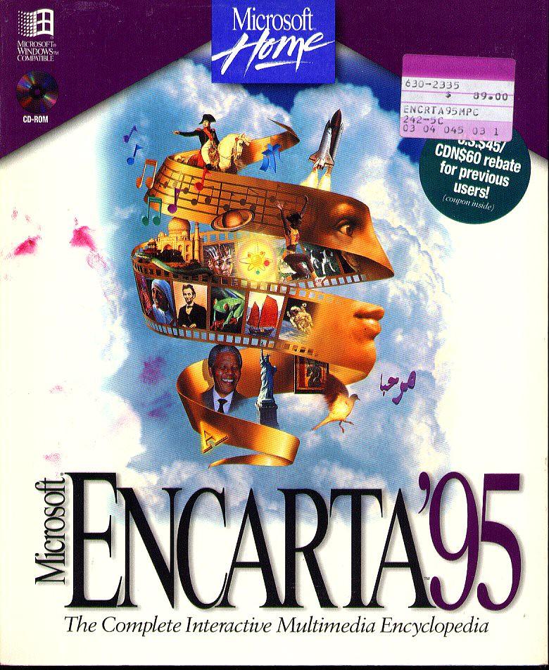 Image result for encarta 95